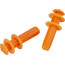 Head Silicone Moulded Orange